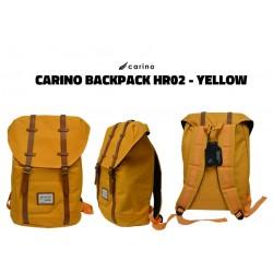 Carino Backpack - HR02 - YELLOW