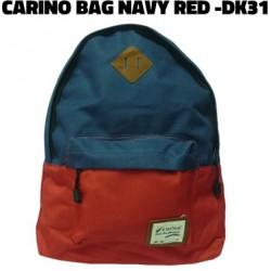 Carino Bag - DK31- NAVY RED