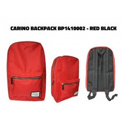 Carino Backpack - BP1410002 Red Black