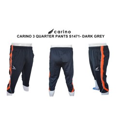 Carino 3 Quarter Pants - S1471 - Dark Grey