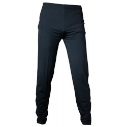 CARINO LONG TRAINING PANTS - 1403 - Black