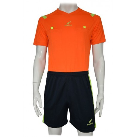 Carino Referee Jersey Set - W07 - ORANGE