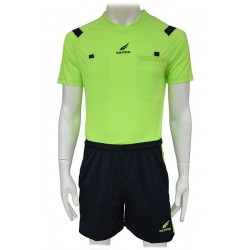 Carino Referee Jersey Set - W07 - GREEN APPLE