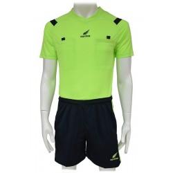 Carino Referee Jersey Set - W07 - GREEN APPLE