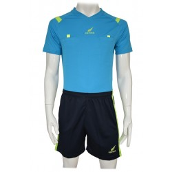 Carino Referee Jersey Set - W07 - BLUE