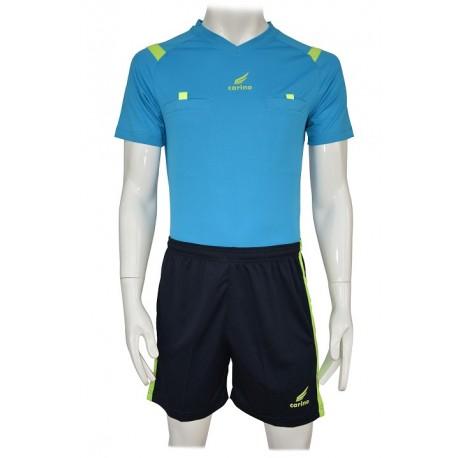 Carino Referee Jersey Set - W07 - BLUE