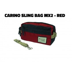 Carino Sling Bag - MX2 - RED