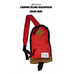 Carino Sling Backpack -DK30 - RED