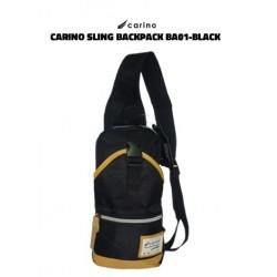 Carino Sling Backpack -BA01 - BLACK