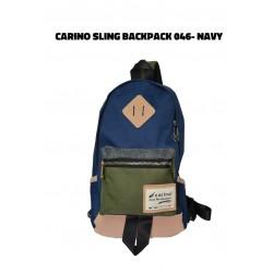Carino Sling Backpack -046 - NAVY