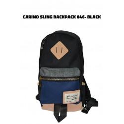 Carino Sling Backpack -046 - BLACK